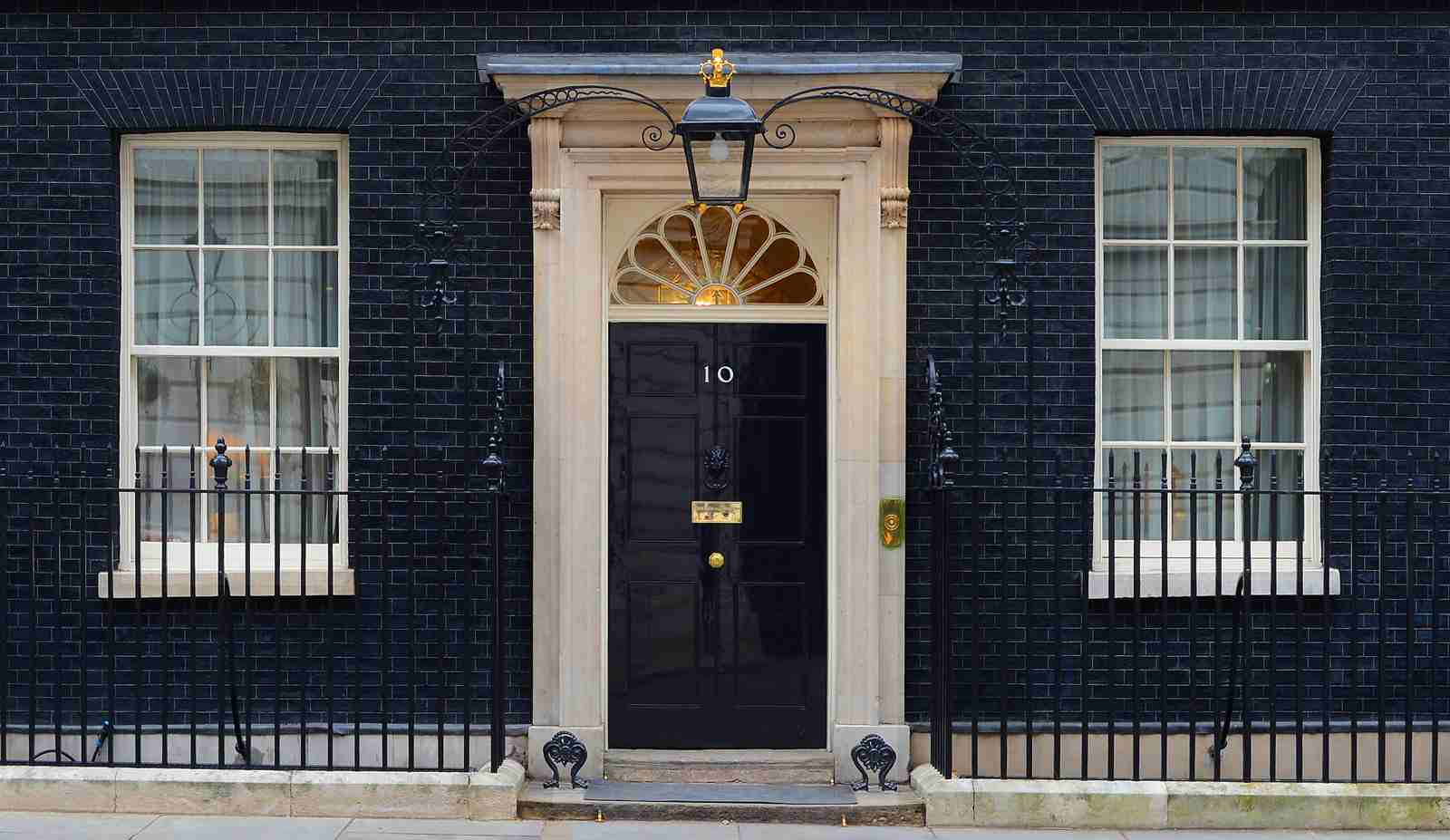 10 Downing Street, SW1, London.